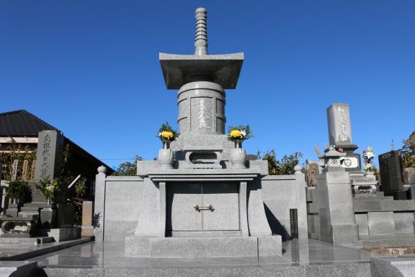 妙福寺永代供養塔